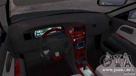 Toyota Mark II 2.5 für GTA 4-Motor
