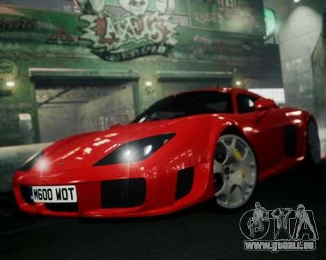 Noble M600 2010 pour GTA 4