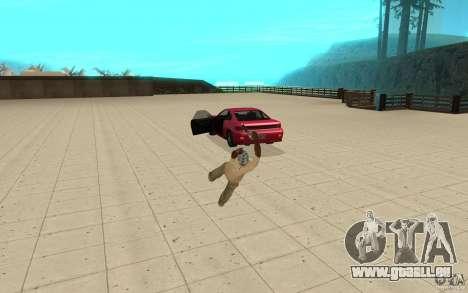 Nouveau automne pour GTA San Andreas quatrième écran