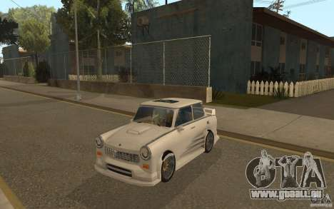 Trabant 601S Tuning für GTA San Andreas