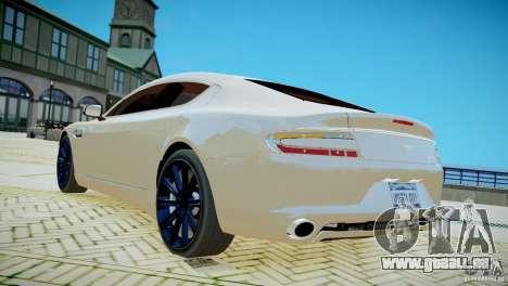 Aston Martin Rapide pour GTA 4 est une gauche
