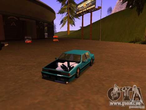 Willard Drift Style pour GTA San Andreas
