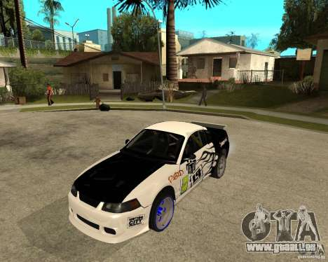 2003 Ford Mustang GT Street Drag pour GTA San Andreas