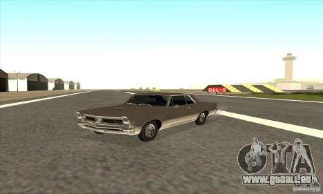 Pontiac GT-100 für GTA San Andreas