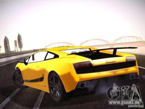Orange ENB by NF v1 pour GTA San Andreas troisième écran