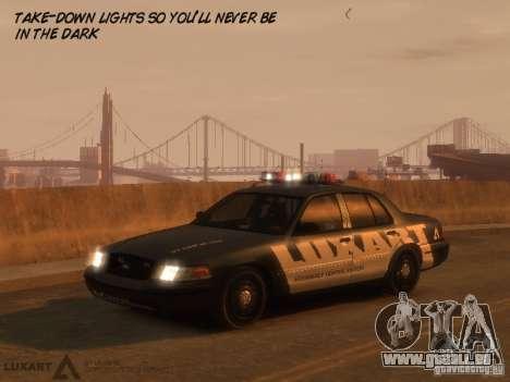 EMERGENCY LIGHTING SYSTEM V6 für GTA 4 dritte Screenshot