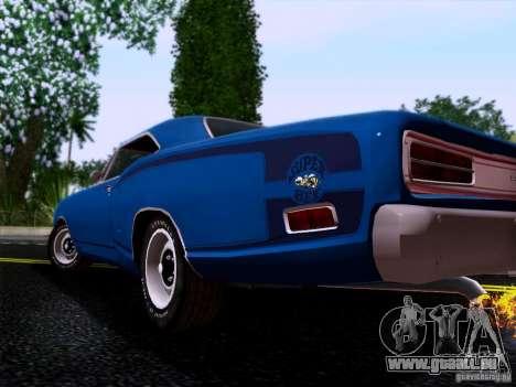 Dodge Coronet Super Bee v2 pour GTA San Andreas vue de droite