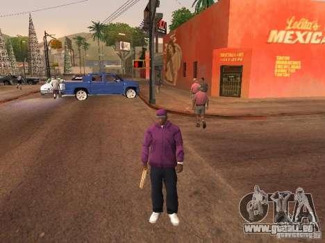 Ballas 4 Life für GTA San Andreas zehnten Screenshot