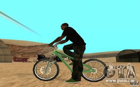 Dirt Jump Bike für GTA San Andreas