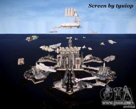 Stargate-Atlantis pour GTA 4