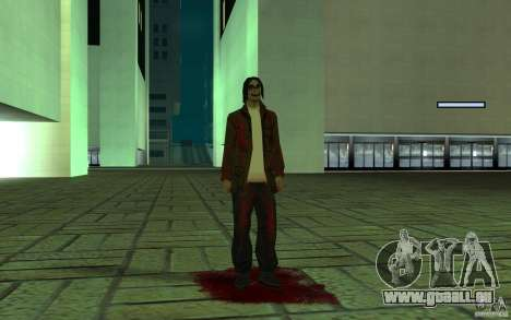 Mutant pour GTA San Andreas