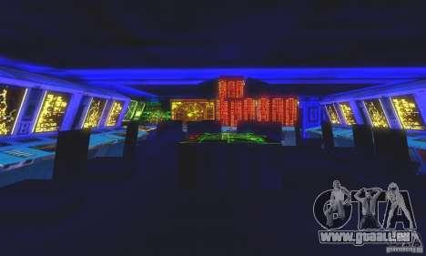 CVN-68 Nimitz pour GTA San Andreas sixième écran
