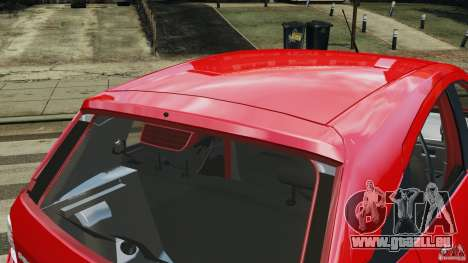 Chevrolet Agile für GTA 4 Innen