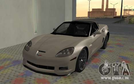 Chevrolet Covette Z06 für GTA San Andreas