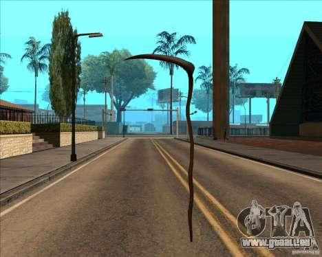 Tod für GTA San Andreas sechsten Screenshot