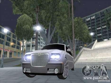 Chrysler 300C Limo für GTA San Andreas