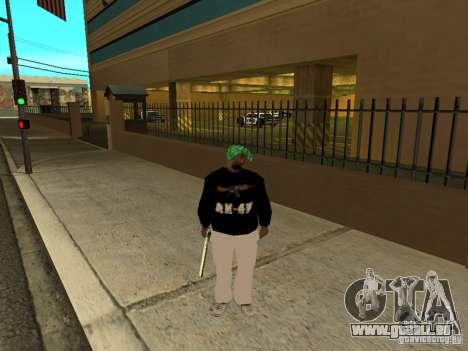 Mégalo épais pour GTA San Andreas quatrième écran