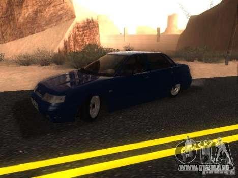VAZ-2110 für GTA San Andreas linke Ansicht