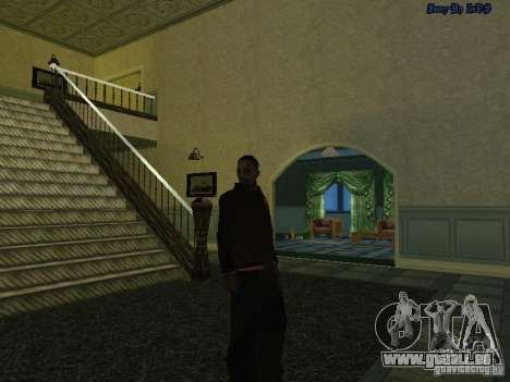Winter bmyst für GTA San Andreas zweiten Screenshot