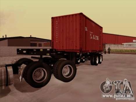 Container für GTA San Andreas linke Ansicht