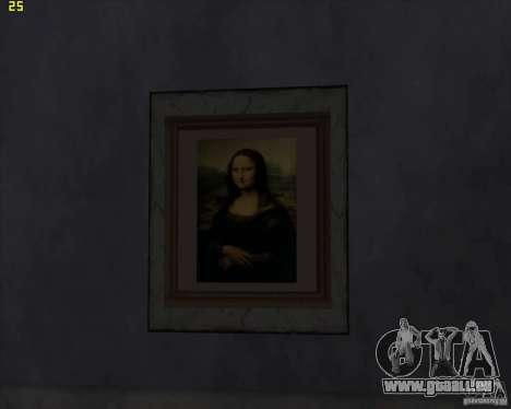 Gemälde im Haus CJ für GTA San Andreas