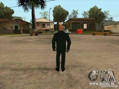 Hitman: Codename 47 pour GTA San Andreas troisième écran