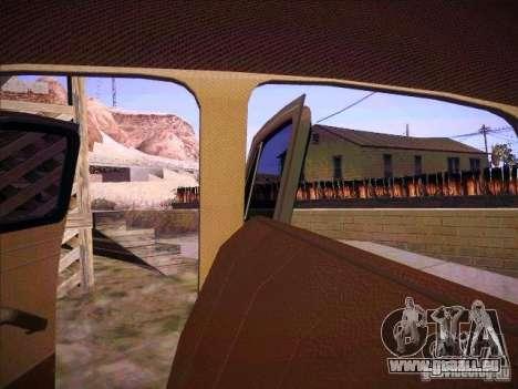 GAZ m 20 premiers 1956 pour GTA San Andreas vue de côté