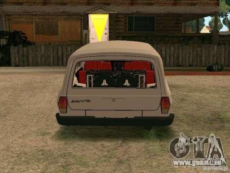 GAZ Volga 310221 pour GTA San Andreas vue de droite