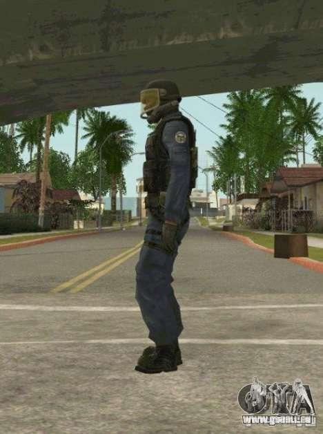 Counter-terrorist für GTA San Andreas zweiten Screenshot