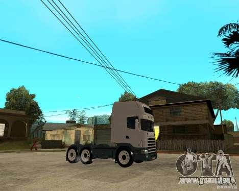 Scania 164L 580 pour GTA San Andreas