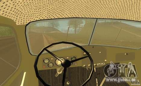 ZIL 164 Traktor für GTA San Andreas Seitenansicht