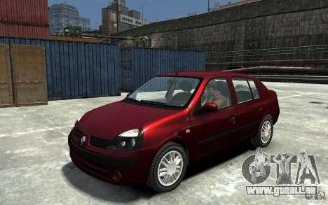 Renault Clio 1.4L für GTA 4