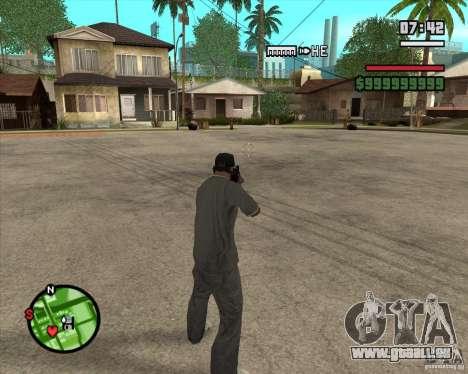 Schnickschnack für Waffen für GTA San Andreas
