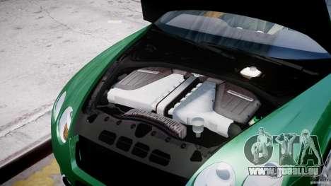 Bentley Continental GT für GTA 4 Räder