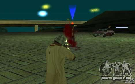 Mutant für GTA San Andreas her Screenshot