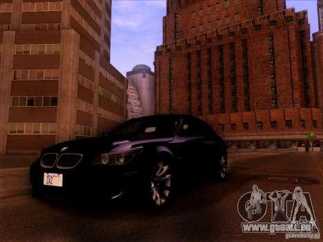 Realistic Graphics HD 2.0 für GTA San Andreas achten Screenshot