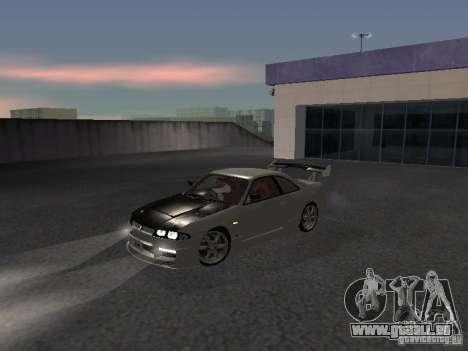 Nissan Skyline R33 SGM pour GTA San Andreas