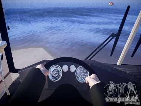IKARUS 250.14 pour GTA 4 Vue arrière