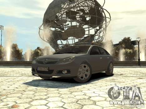 Opel Vectra pour GTA 4