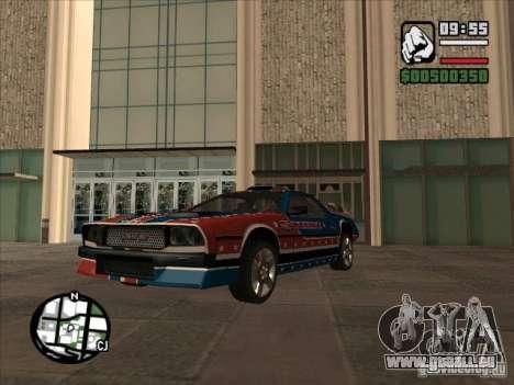 Voitures de Flatout 2 pour GTA San Andreas