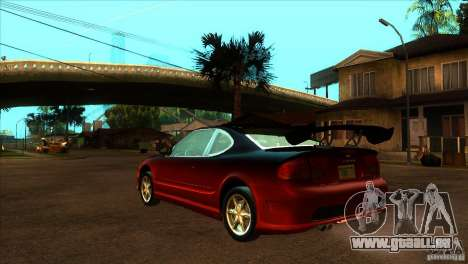 Oldsmobile Alero 2003 für GTA San Andreas Seitenansicht