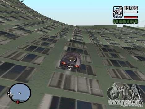 Voyage sur l'océan (version bêta) pour GTA San Andreas cinquième écran