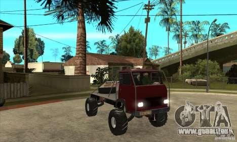 Avia A31 Trucktrial für GTA San Andreas Rückansicht