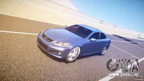 Lexus IS F pour GTA 4