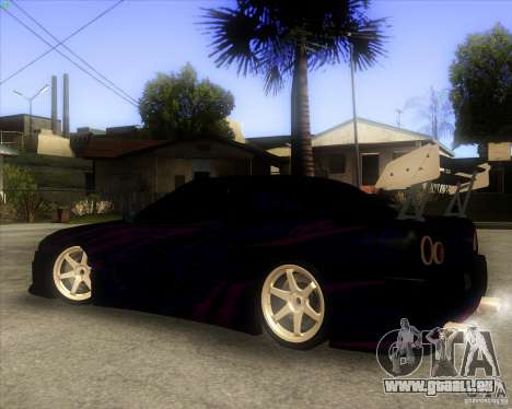 Elegy 0.2 pour GTA San Andreas vue intérieure