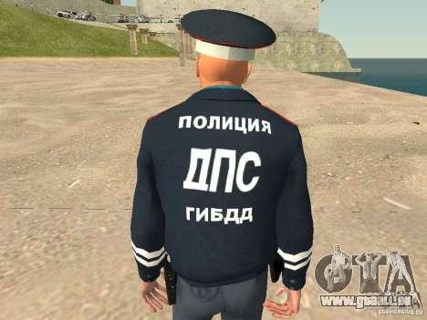Major DPS pour GTA San Andreas septième écran