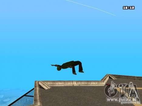 Parkour Mod für GTA San Andreas zehnten Screenshot