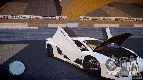 Lamborghini Aventador LP 700-4 für GTA 4 Seitenansicht
