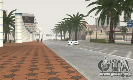 Project Oblivion Palm für GTA San Andreas dritten Screenshot