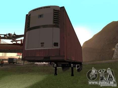 Nouveau trailer pour GTA San Andreas vue de dessous